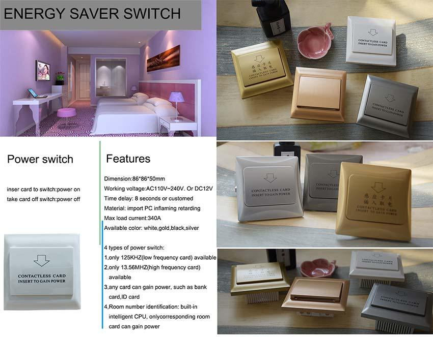 Energy Saver Switch RF-1