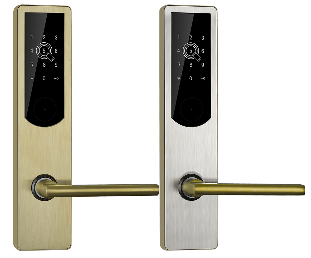 Wifi Bluetooth Door Lock YFB-829