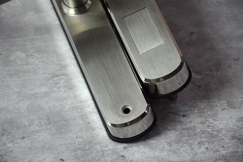 Aluminum Door Bluetooth Lock YFB-A210 With TTlock APP