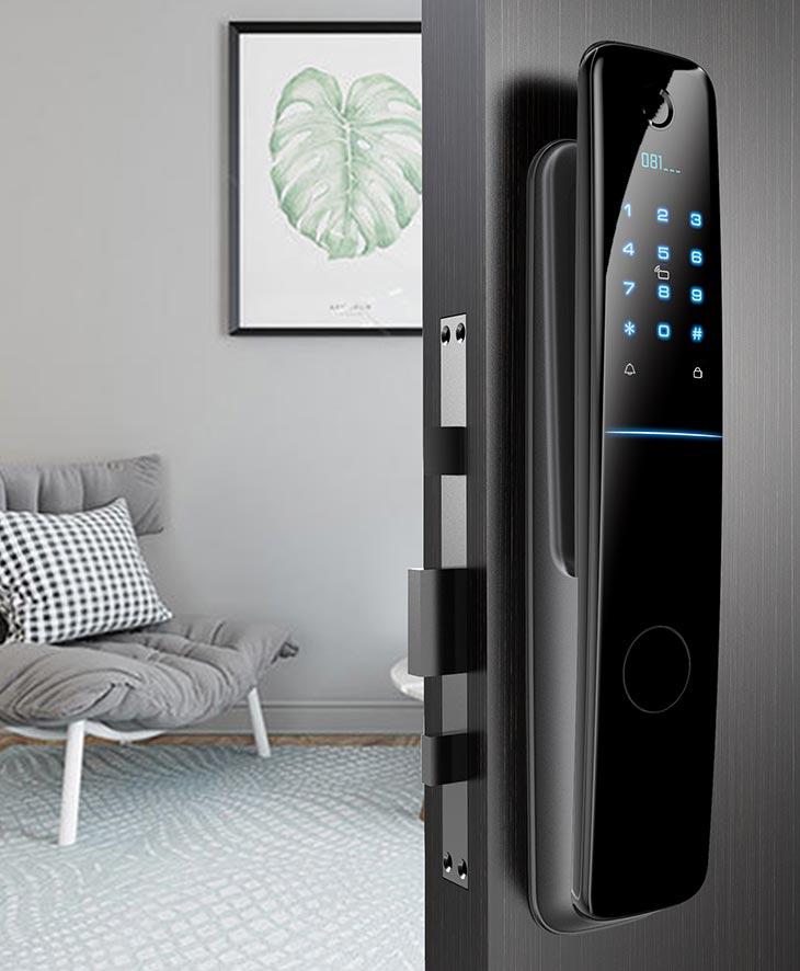 Automatic Biometric Fingerprint Door Lock R10