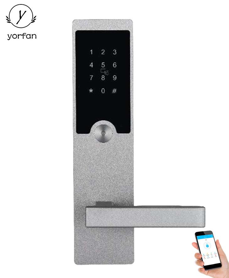 Password Bluetooth Door Lock YFB-J05