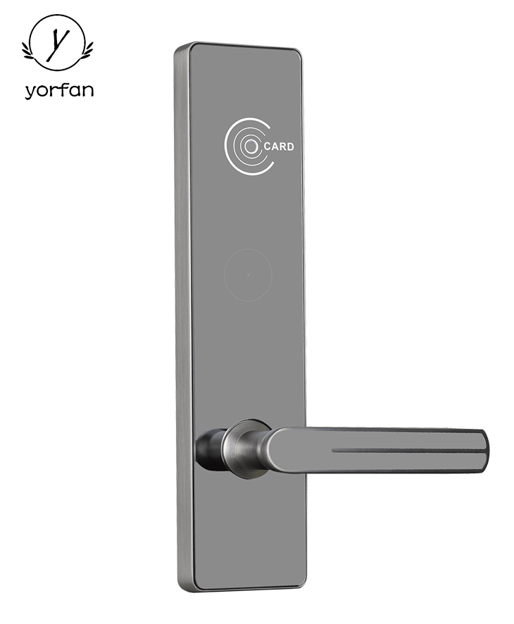 Zinc Alloy Hotel Door Lock YFH-827