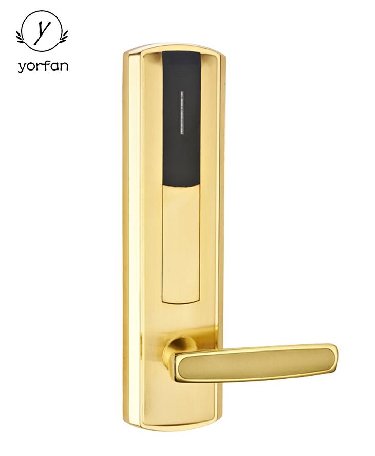 Zinc Alloy Hotel Door Lock YFH-710