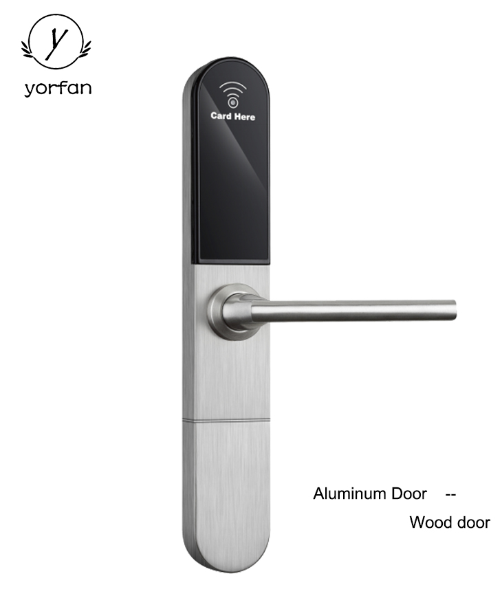 Zinc Alloy Hotel Door Lock YFH-918