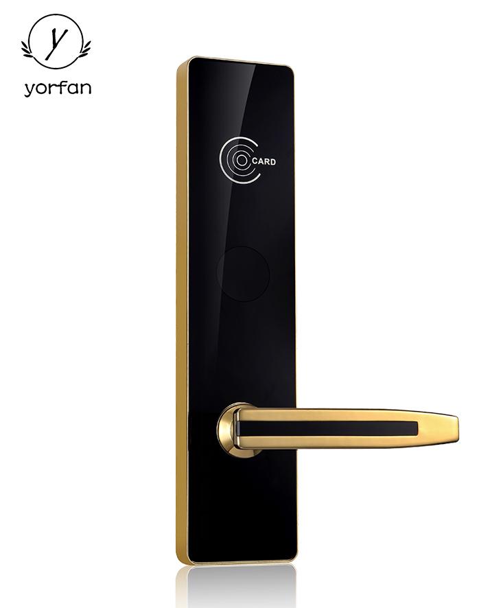 Zinc Alloy Hotel Door Lock YFH-828