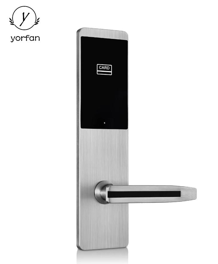 Zinc Alloy Hotel Door Lock YFH-825