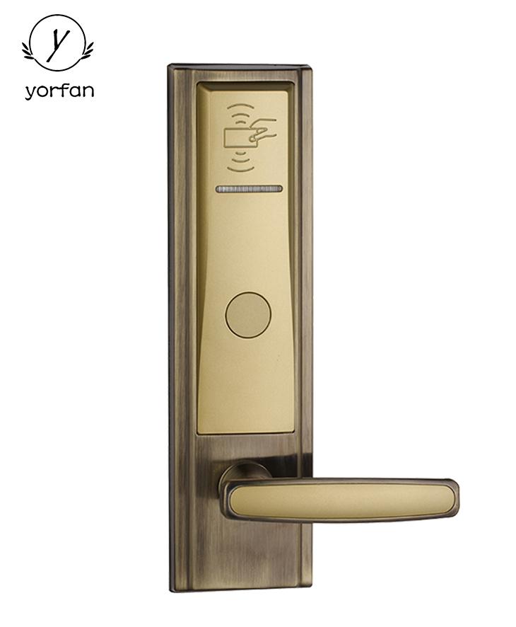 Zinc Alloy Hotel Door Lock YFH-820