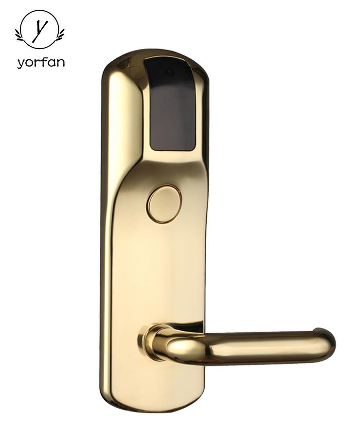 Zinc Alloy Hotel Door Lock YFH-800