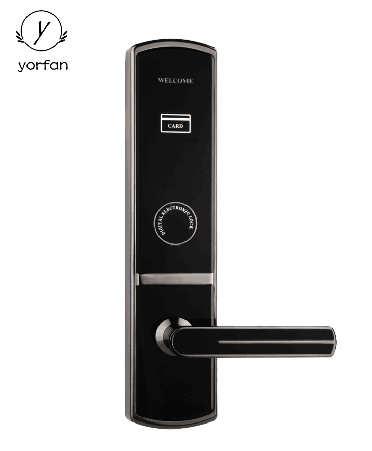 Zinc Alloy Hotel Door Lock YFH-719