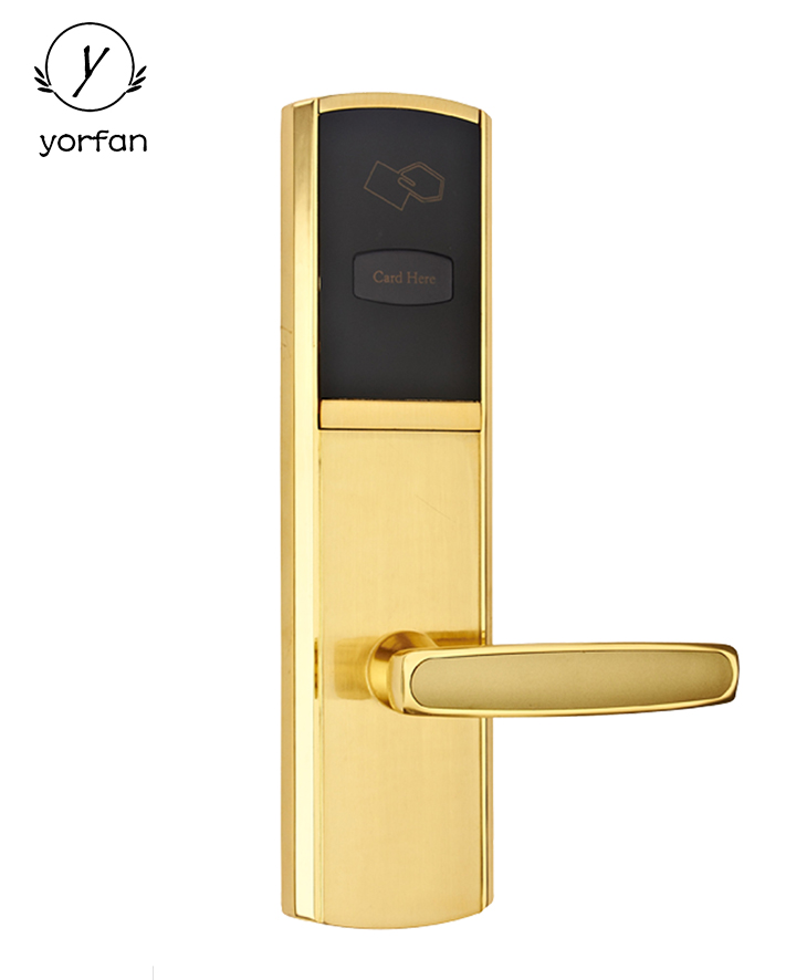Zinc Alloy Hotel Door Lock YFH-711