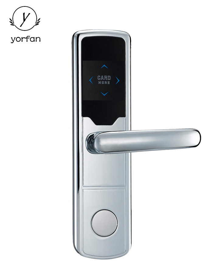 Zinc Alloy Hotel Door Lock YFH-701