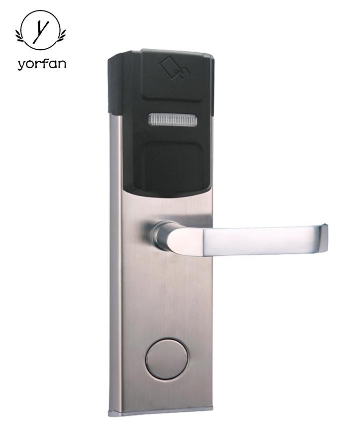 Stainless Steel Hotel Door Lock YFH-118E-S4