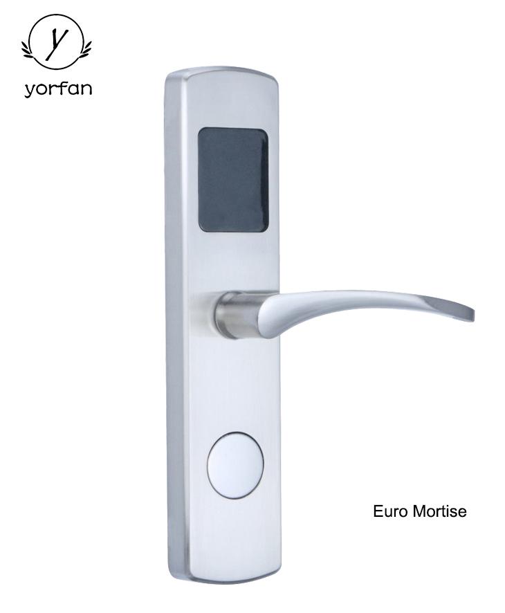 Zinc Alloy Hotel Door Lock YFH-603