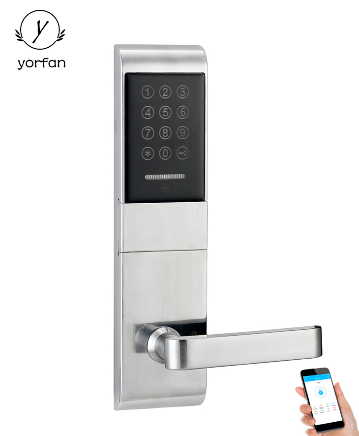 Smart Wifi Bluetooth Door Lock YFB-1078