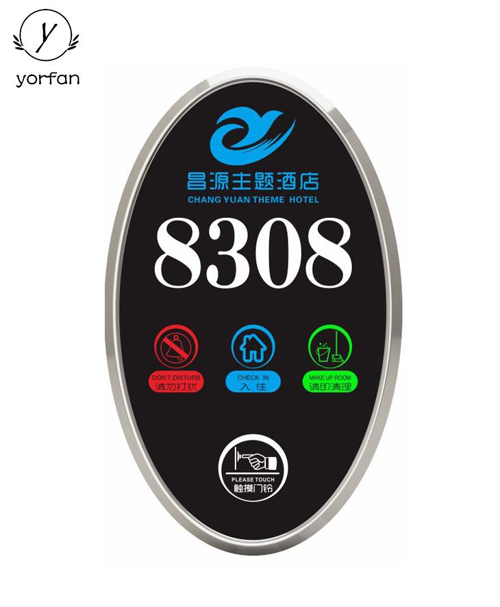 Digital Display Plate TG-O2314-4