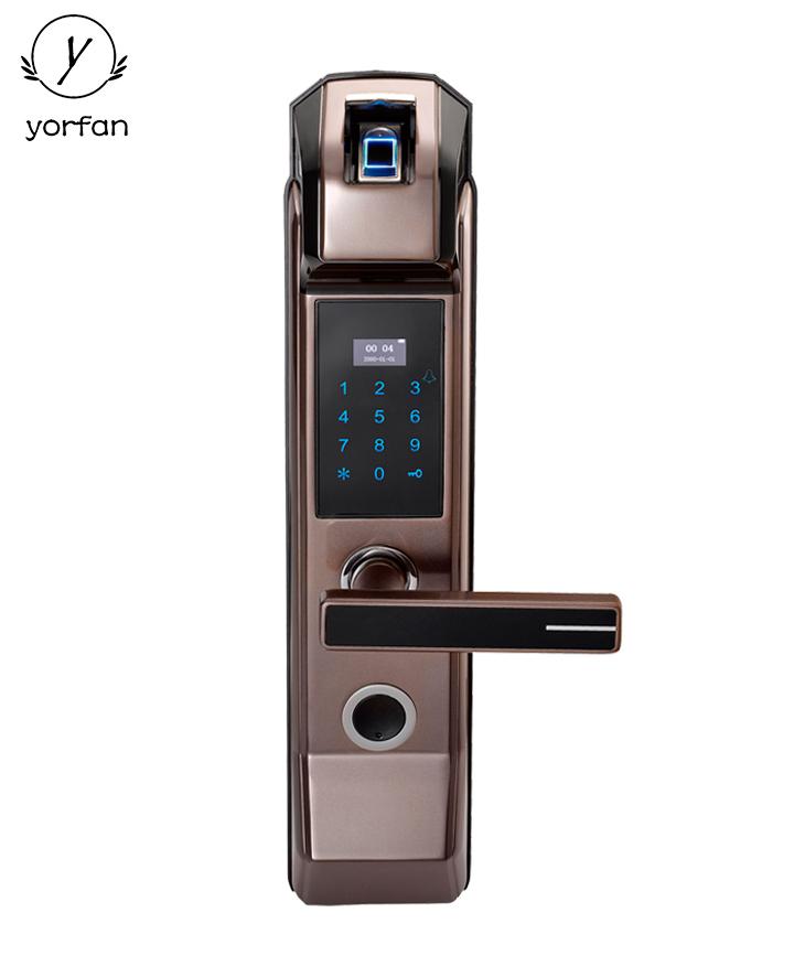 Biometric Fingerprint Lock YFF-2018