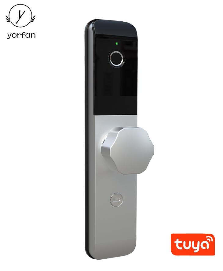 Smart Bluetooth Fingerprint Door Lock YFF-2035