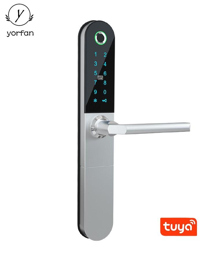 Tuya APP Bluetooth Digital Door Lock YFBF-2033