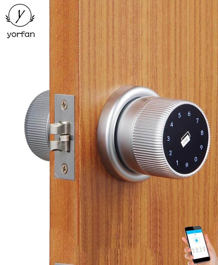 Password Bluetooth Door Lock YFB-008