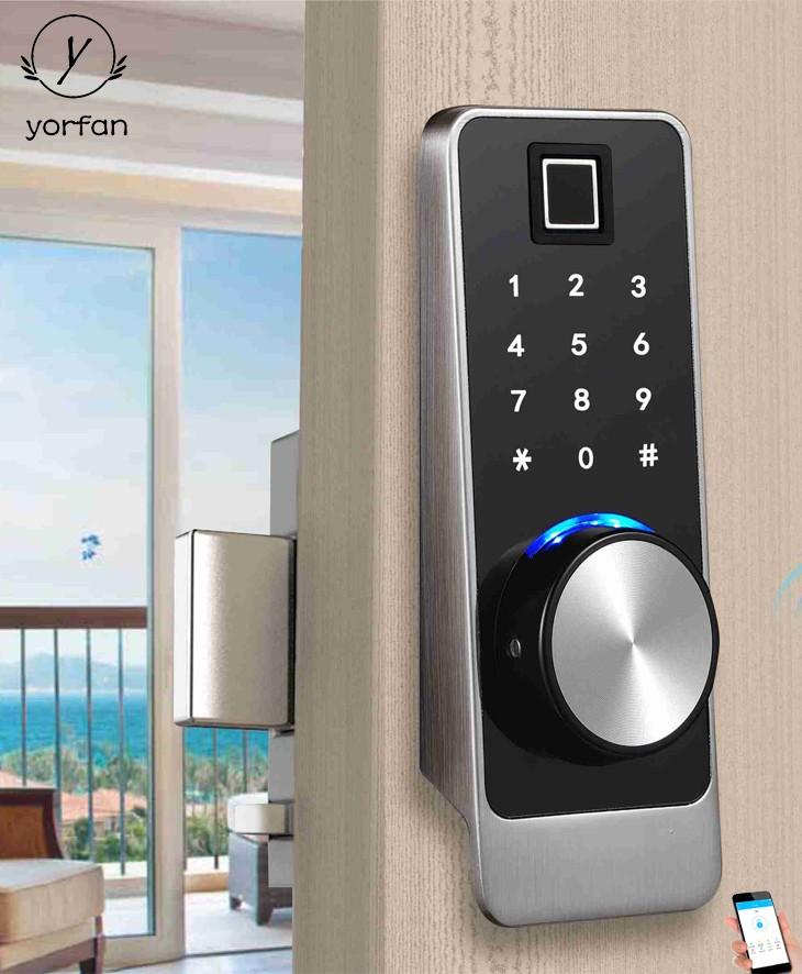 Bluetooth Door Lock YFBF-006