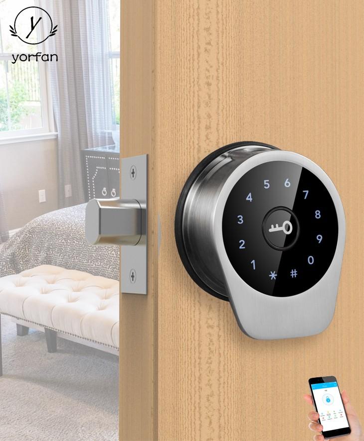 Passcode Bluetooth Door Lock YFB-007
