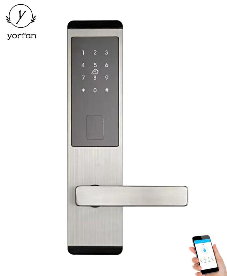 Passcode Bluetooth Door Lock YFB-997